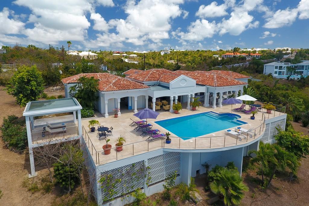 Océane - Vacation Villa Rental - Terres Basses - French St. Martin (P+V)